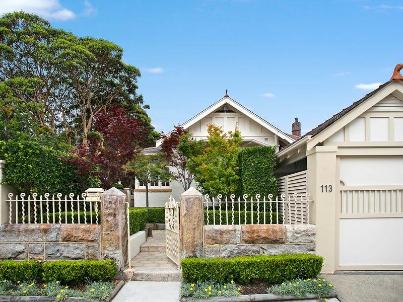 113 Cowles Road, Mosman, NSW 2088