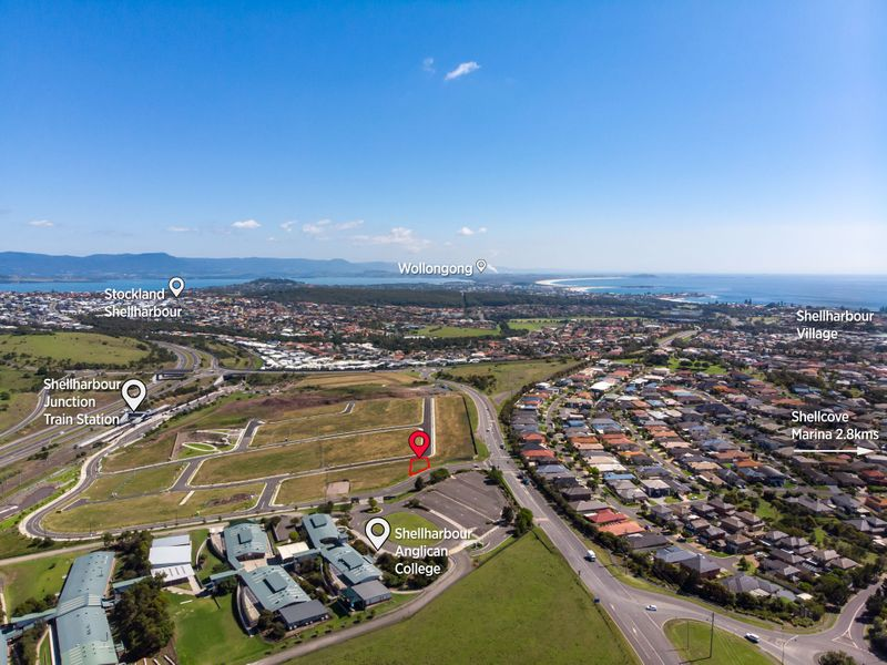 Lot 104 Stage 1B Piper Drive, Shellharbour, NSW 2529