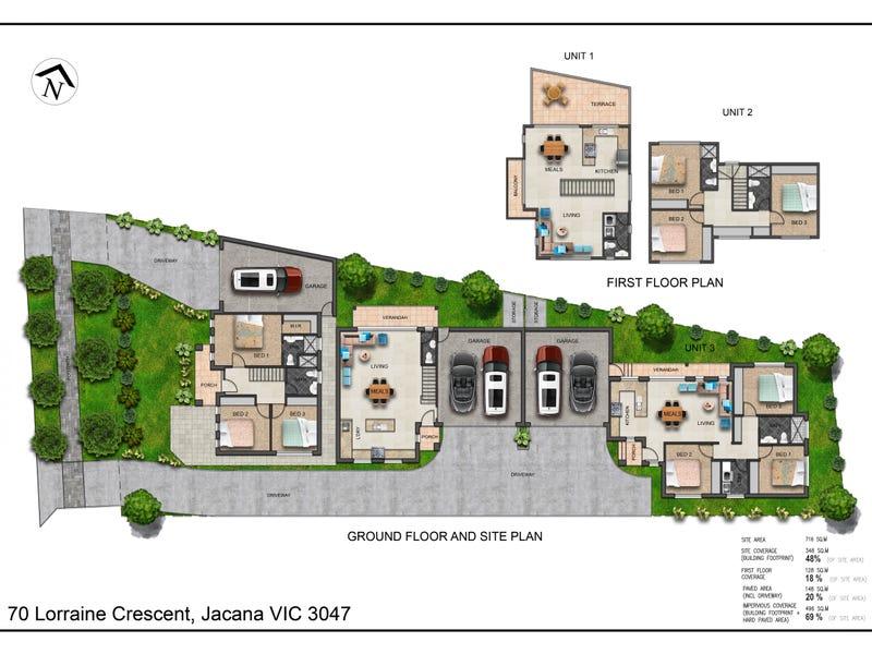 70 Lorraine Crescent, Jacana, Vic 3047