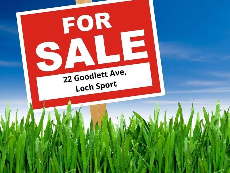 22 Goodlett Avenue, Loch Sport, Vic 3851
