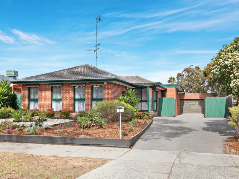 7 Galilee Crescent, Mill Park, Vic 3082