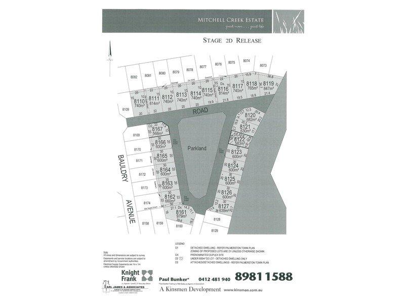 Lot 8116, 15 Allcorn Street, Farrar, NT 0830