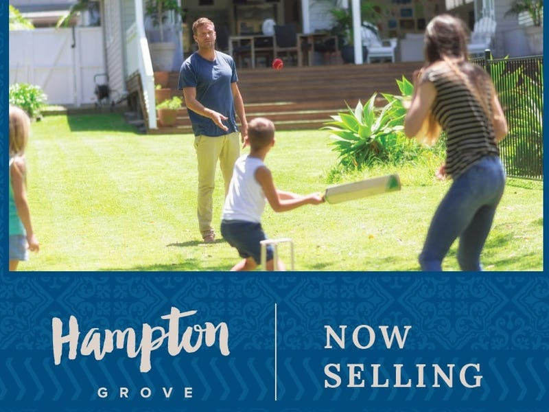 Lot 14 Hampton Grove, Mount Louisa, Qld 4814