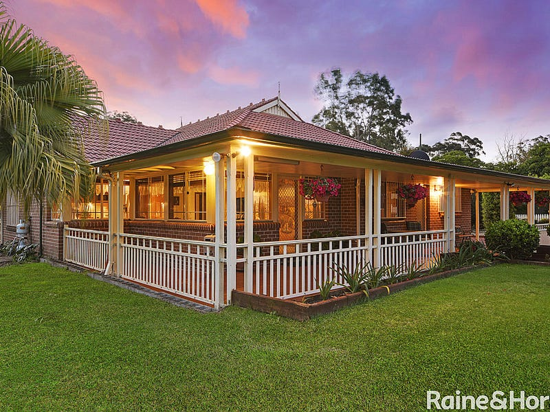 128-135 West Wilchard Road, Castlereagh, NSW 2749