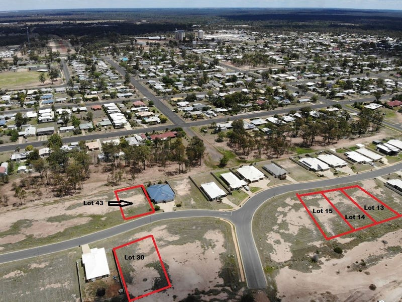 Lot 43 Lee Street, Miles, Qld 4415
