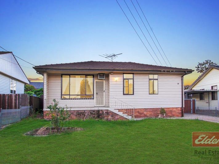 19 Sherbrooke Street, Rooty Hill, NSW 2766