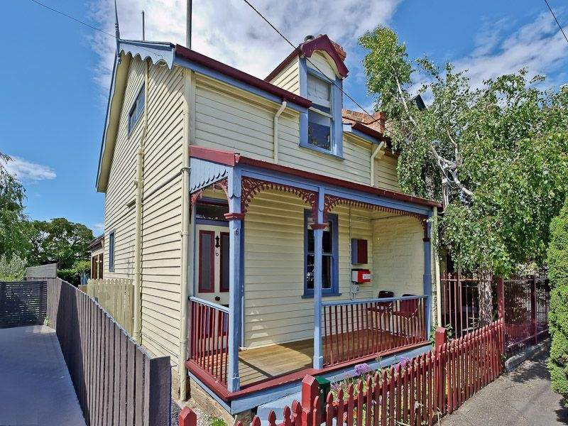 6 Smith Street, North Hobart, Tas 7000