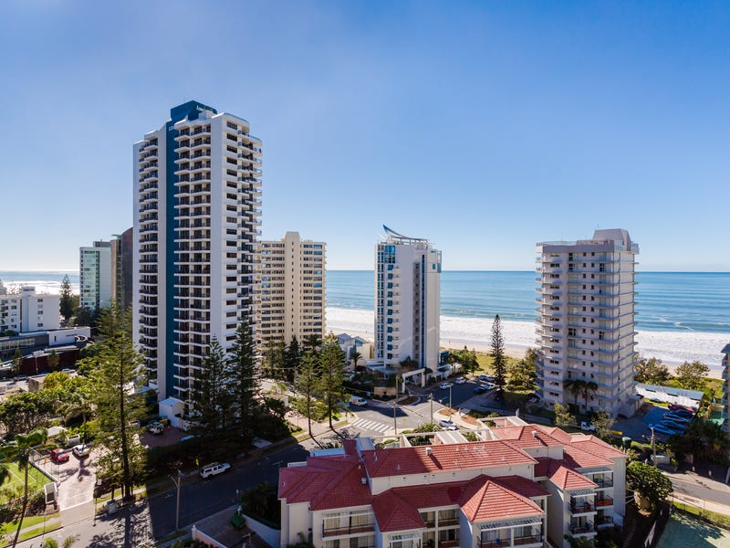 1303/5 Enderley Avenue, Surfers Paradise, Qld 4217