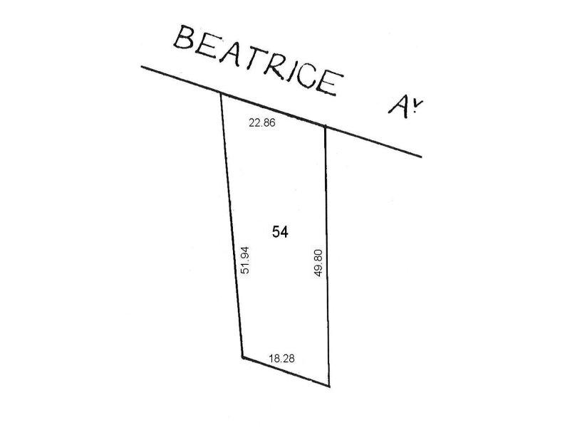 Lot 54, 3 Beatrice Ave, Tea Tree Gully, SA 5091