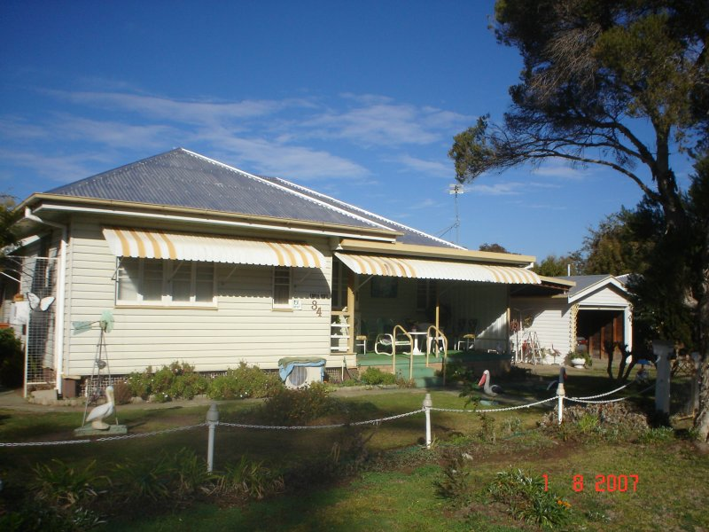 34 MINGOOLA ROAD, Texas, Qld 4385