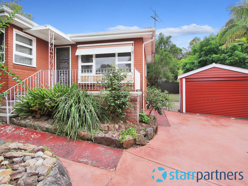 3 Cullis Place, Woodpark, NSW 2164