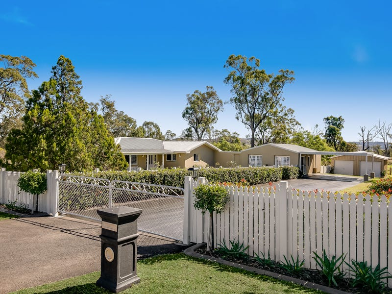'Carlow' 365 Savage Road, Hodgson Vale, Qld 4352