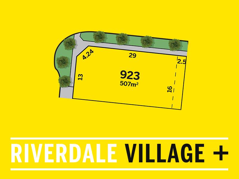 Lot 923, Riverstone Promenade, Tarneit, Vic 3029