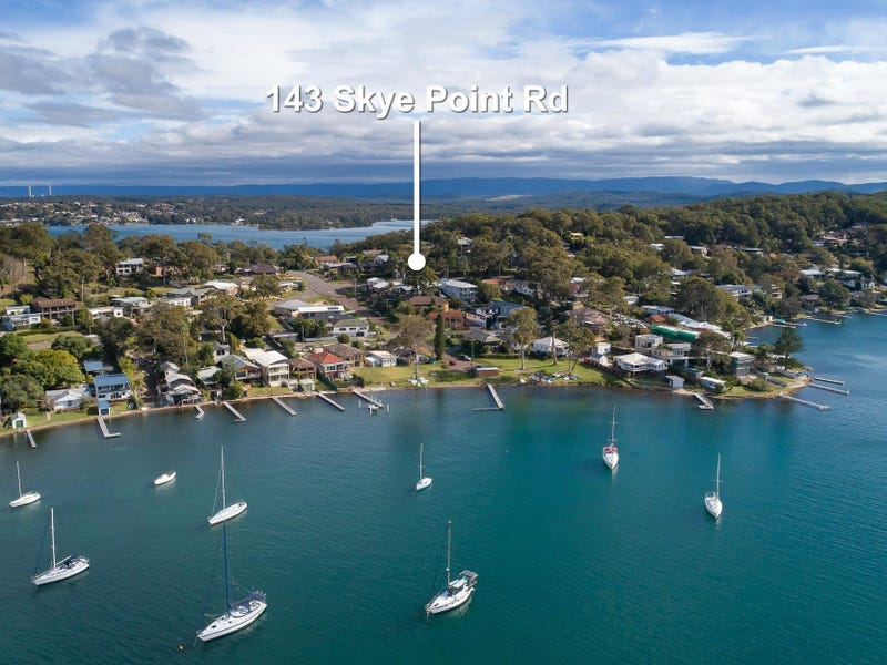 143 Skye Point Road, Coal Point, NSW 2283