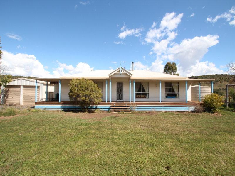 24 Cooks Road, Glencoe, Qld 4352