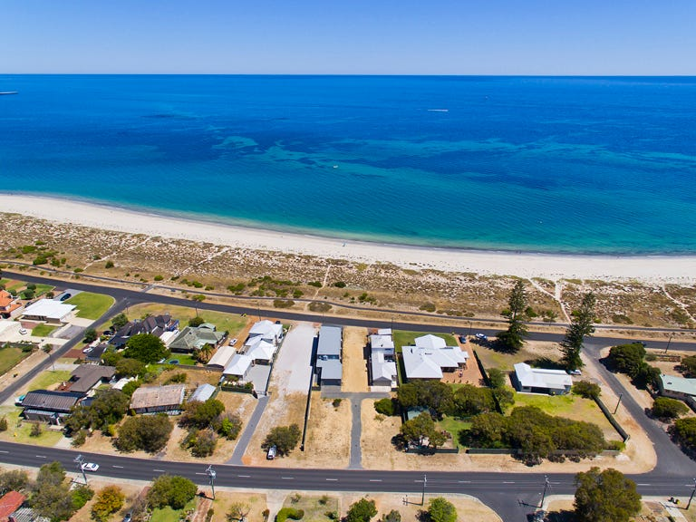 Geographe wa 6280 sold land prices auction results for 5 marine terrace