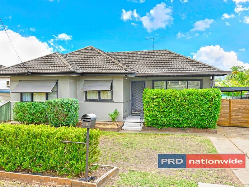 16 Gladys Street, Kingswood, NSW 2747