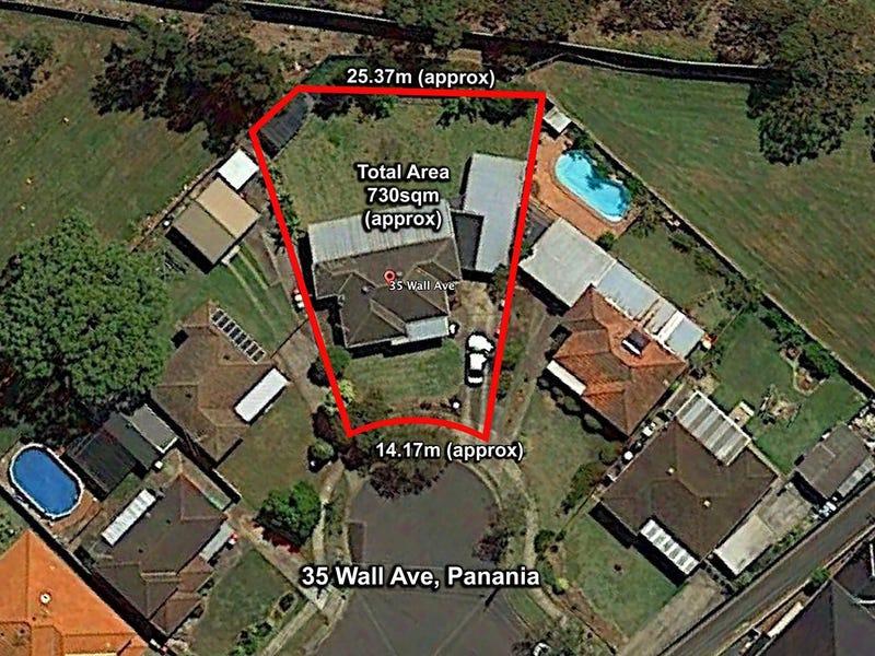 35 Wall Avenue, Panania, NSW 2213