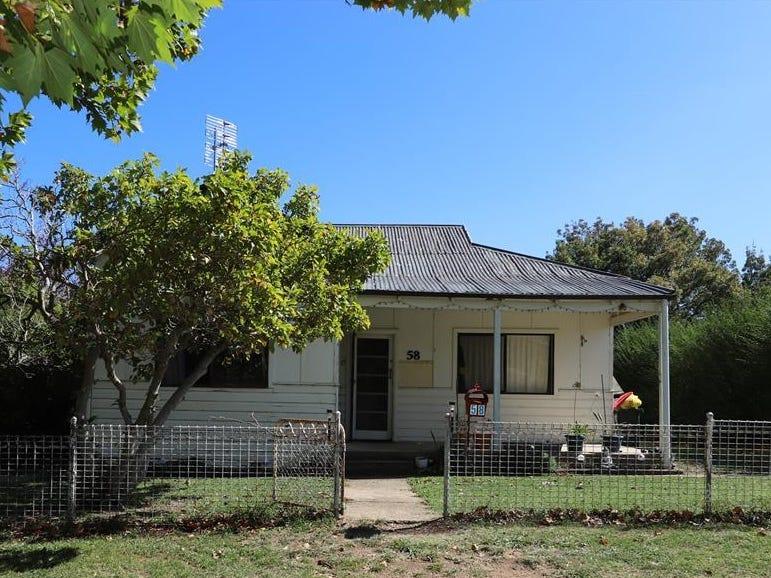 2 Gilmore Street (58 Selwyn Street), Adelong, NSW 2729