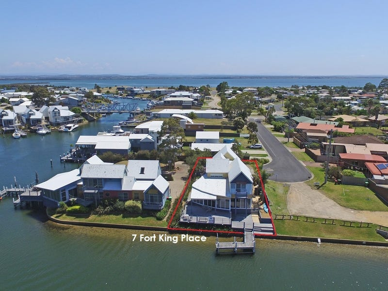 7 Fort King Place, Paynesville, Vic 3880