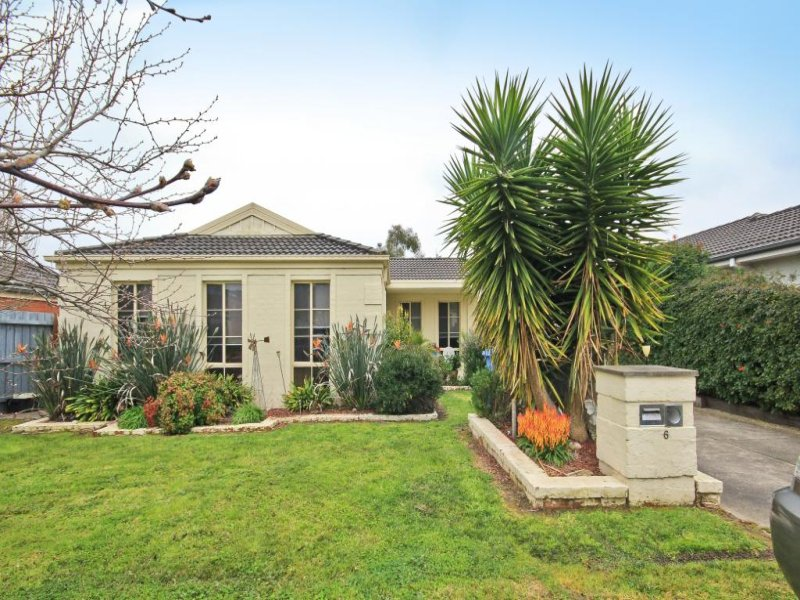 6 Grenfell Rise, Narre Warren South, Vic 3805
