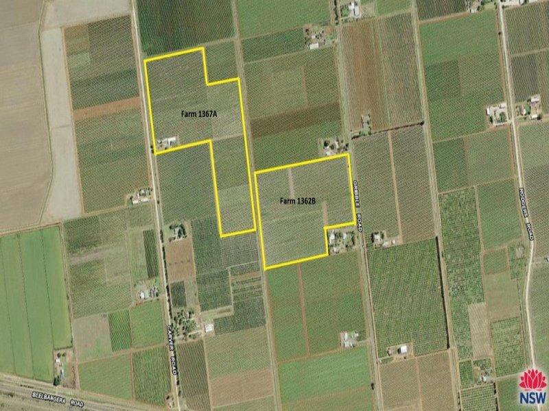 Farms 1367A & 1362B, Yenda, NSW 2681