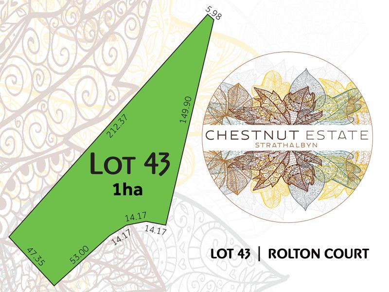 Lot 43, Rolton Court, Strathalbyn, SA 5255