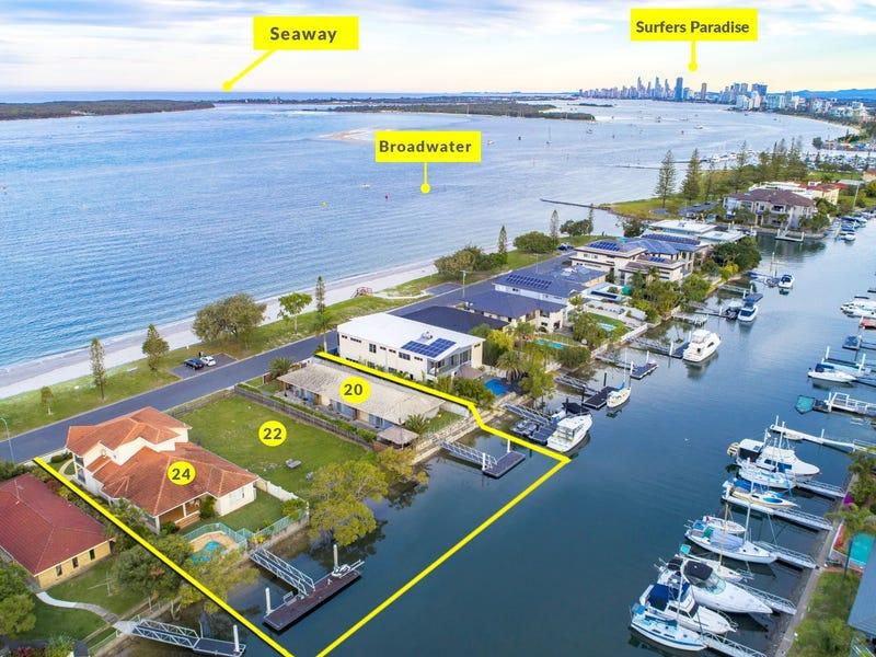20-22-24 Anglers Esplanade, Runaway Bay, Qld 4216