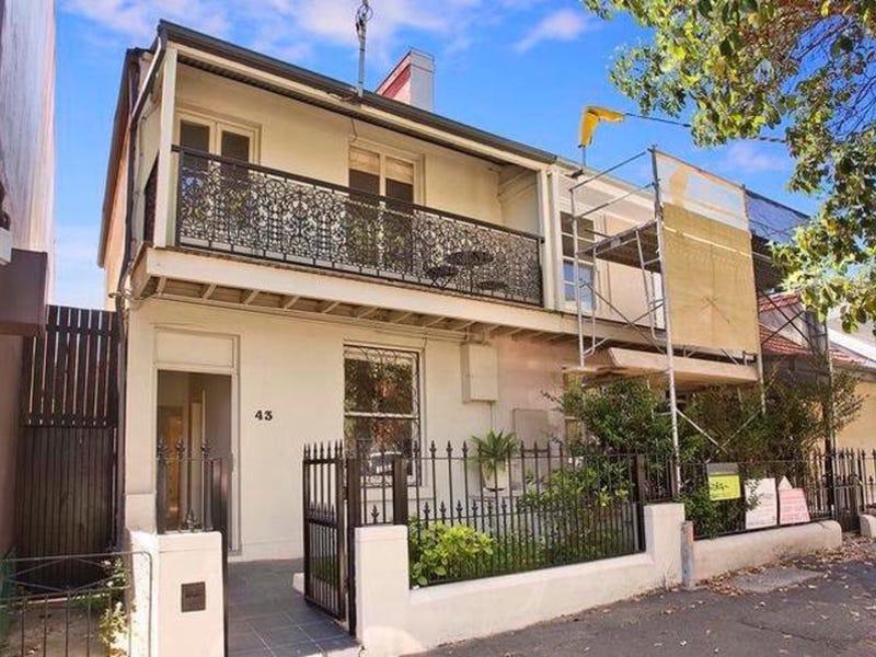 43 Moncur Street, Woollahra, NSW 2025