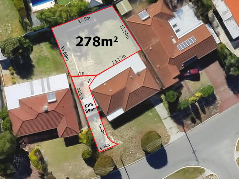 14 (Lot 2) Ullswater Place, Balga, WA 6061