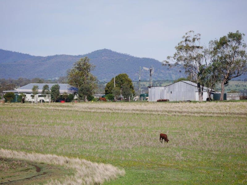 320 ACRES GRAZING & CROPPING, Bell, Qld 4408