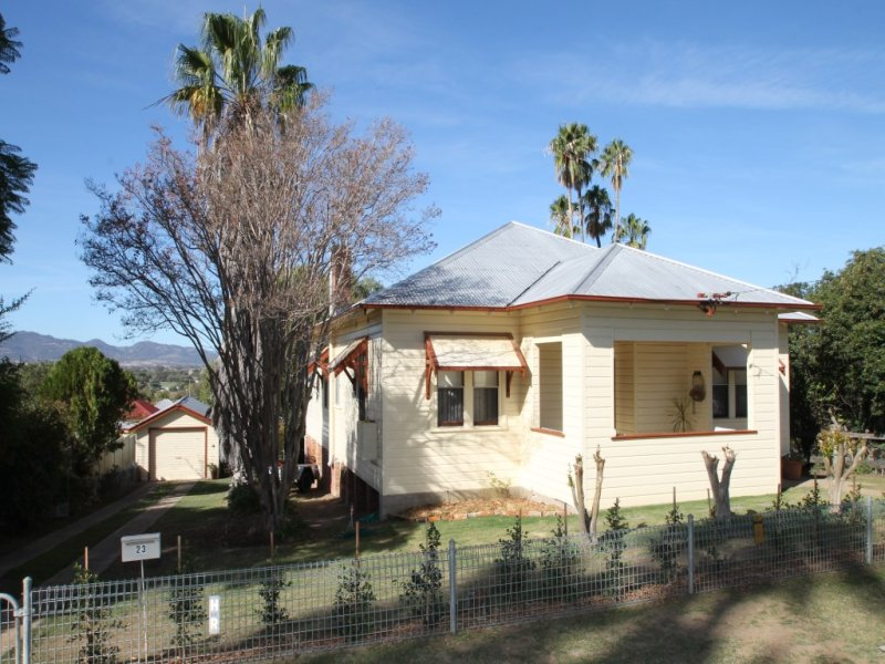 23 North Avenue, Quirindi, NSW 2343