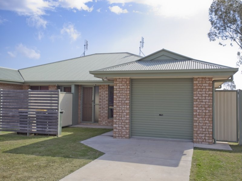 Unit 2 107 Zeller Street, Chinchilla, Qld 4413