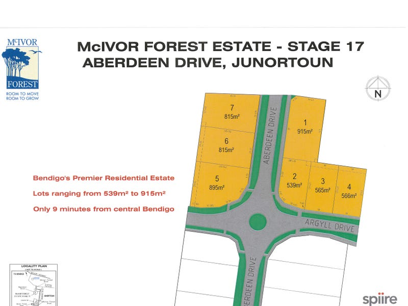 Stage 17B McIvor Forest Estate- Stage 17B, Junortoun, Vic 3551