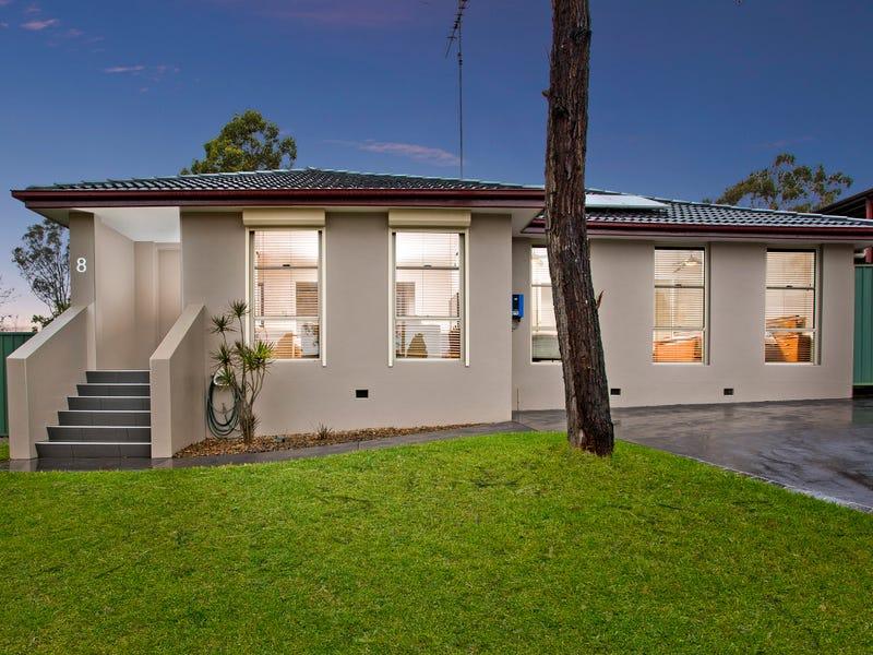 8 Fallowfield Court, Werrington Downs, NSW 2747
