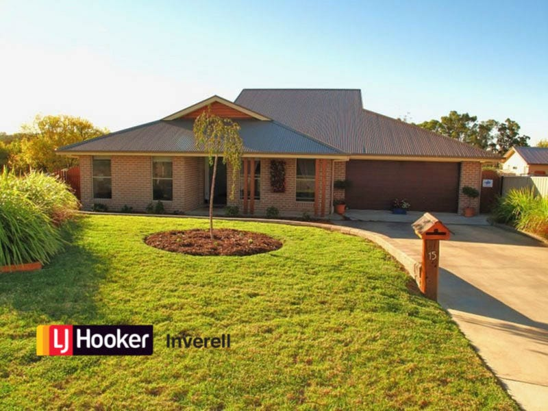 15 Sunnyside Place, Inverell, NSW 2360