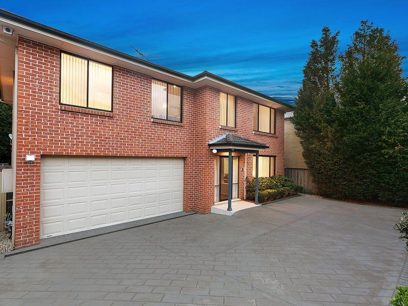 8 Rosebery Road, Kellyville, NSW 2155