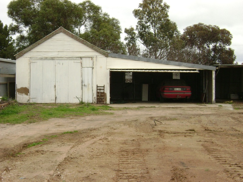 Lot 1 & 2 Railway Terrace, Rudall, SA 5642