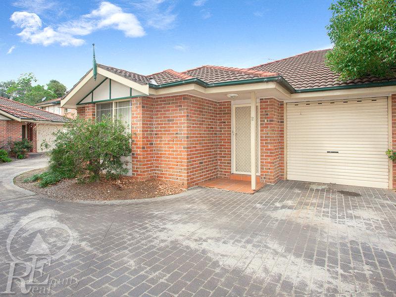 2/26 Wellwood Avenue, Moorebank, NSW 2170