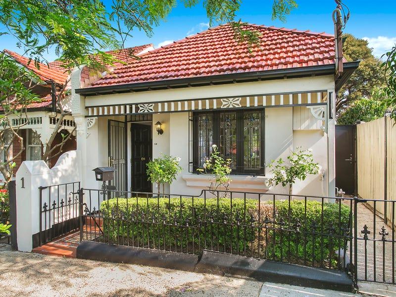 1 South Avenue, Leichhardt, NSW 2040