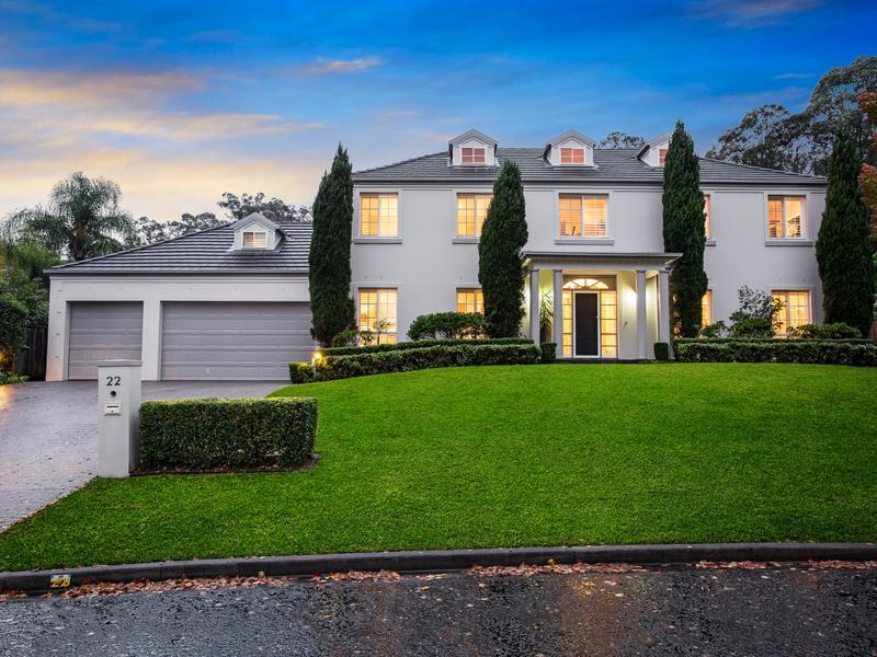 22 Brett Place, West Pennant Hills, NSW 2125