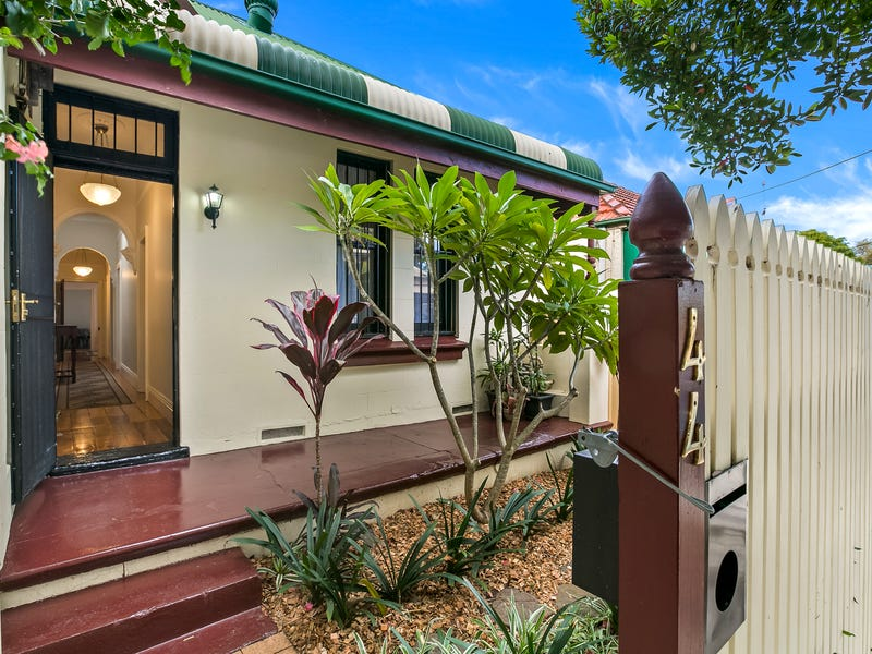 44 Holmesdale Street, Marrickville, NSW 2204