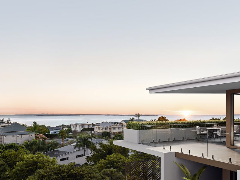 Penthouse 3/92-96 Ernest Street, Manly, Qld 4179