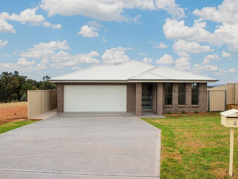 4 Alexander Dawson Court, Mudgee, NSW 2850