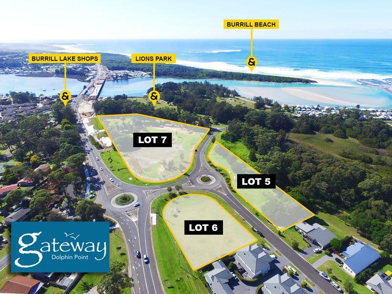 Lot 7 Dolphin Point Road & Wuru Drive, Burrill Lake, NSW 2539