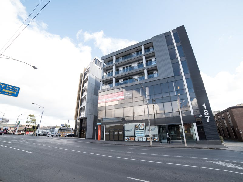 409/187 Boundary Road, North Melbourne