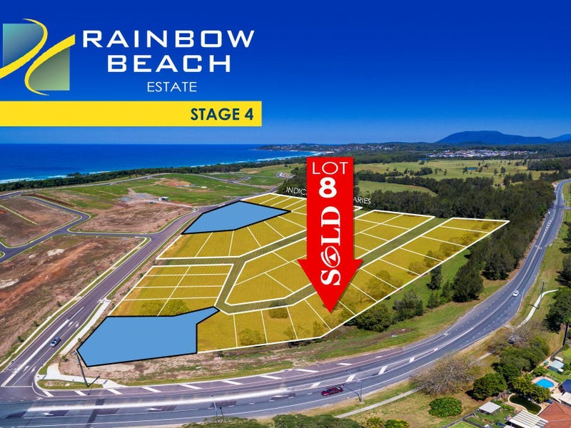Lot 8 Rainbow Beach Estate, Lake Cathie, NSW 2445