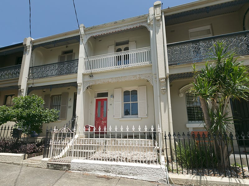 95 Windsor Street, Paddington, NSW 2021