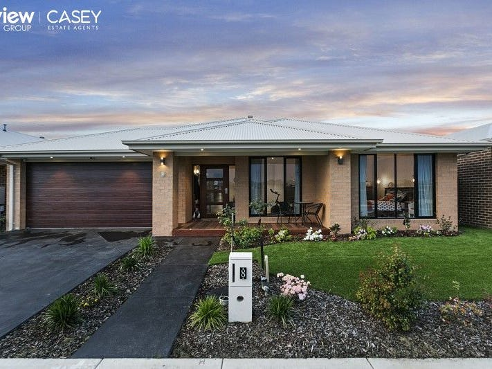 8 Eros Crescent, Cranbourne West, Vic 3977