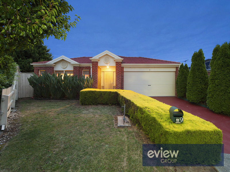 9 Palais Close, Narre Warren South, Vic 3805